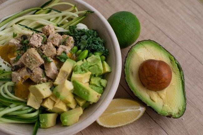 Cinq délicieux repas de musculation végétaliens
