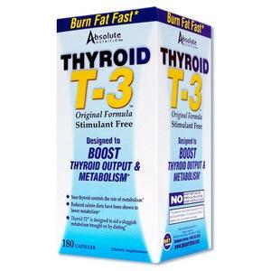 t3 fat burner supplement